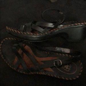 Ariat Western sandals